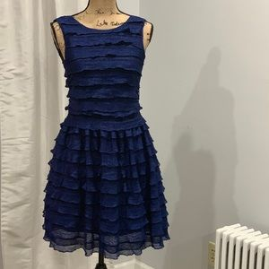 Turo Parc tiered dress size 14